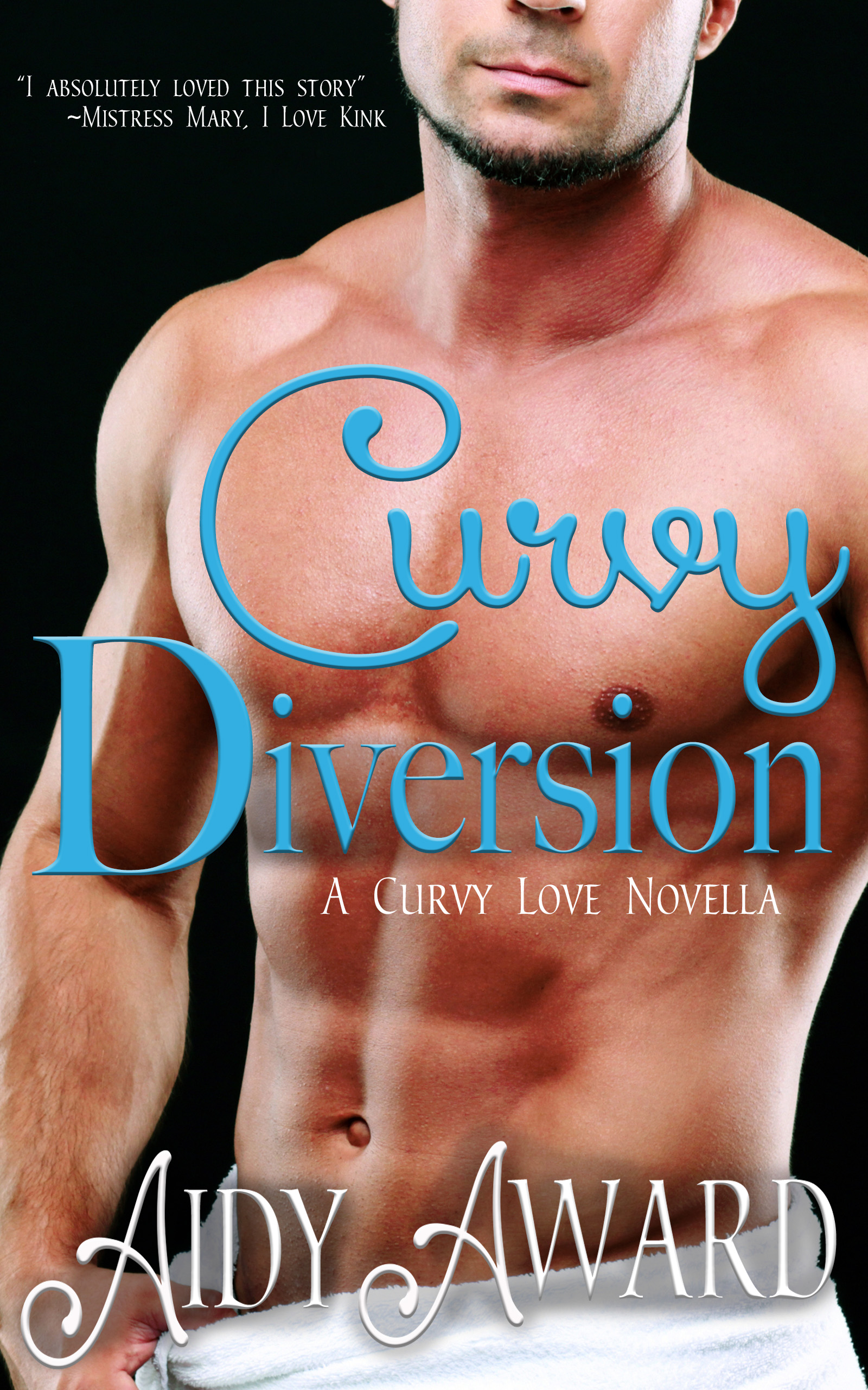 Curvy Diversion man chest
