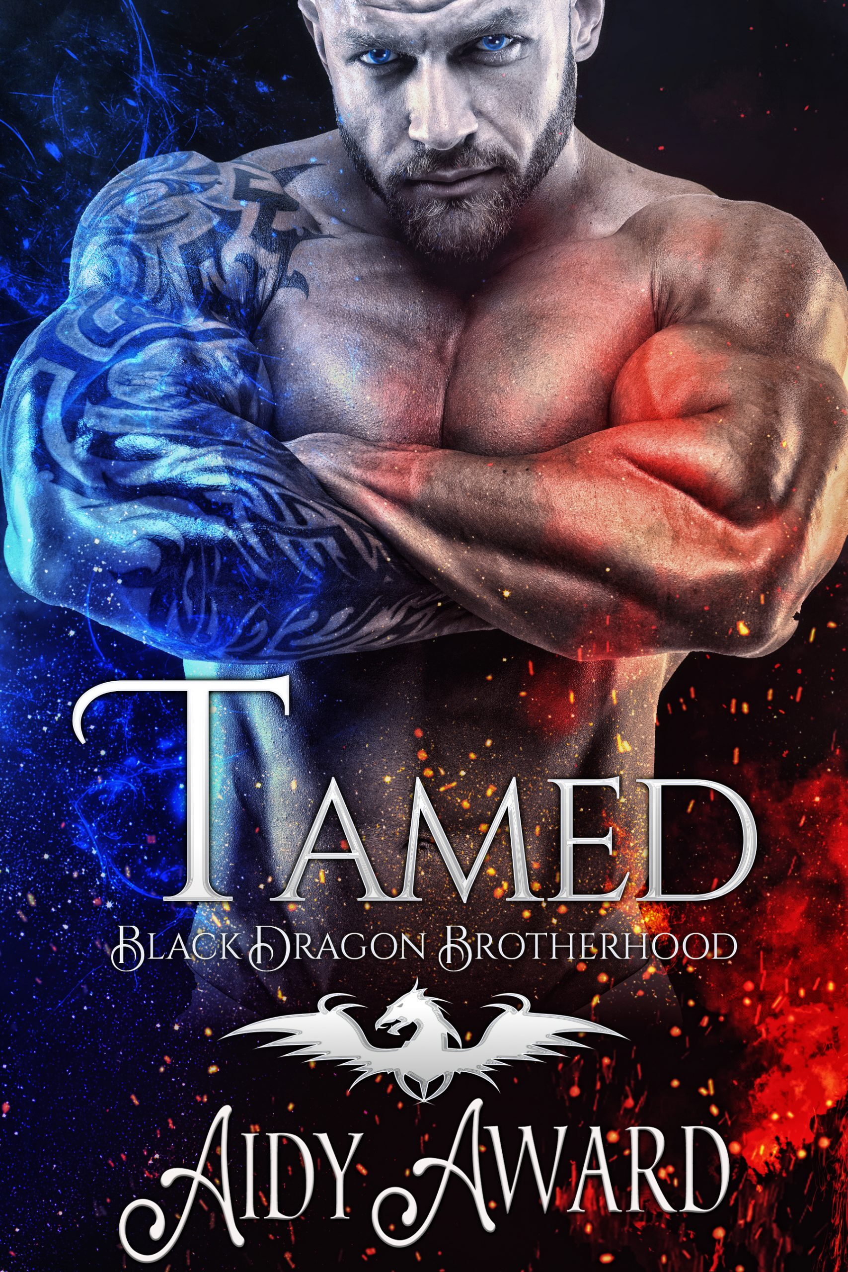 Cover of Tamed - Black Dragon Brotherhood Book One